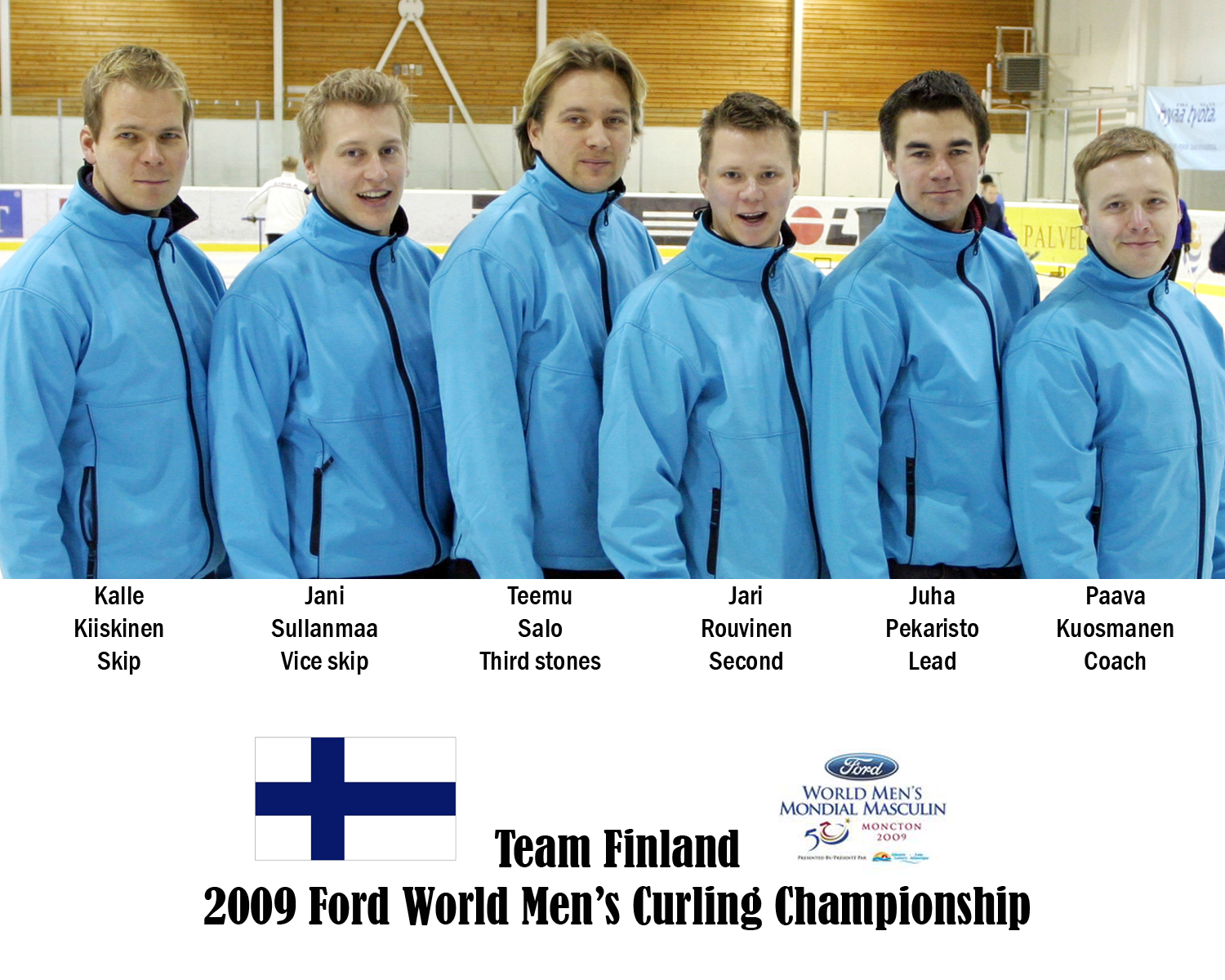 Finland Goes to the Worlds 2009