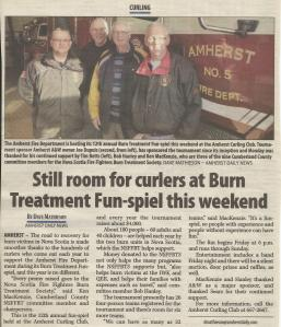 Still room for curlers at the Burn Unit Fun-spiel this weekend